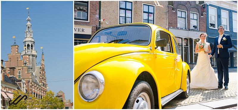 trouwen stadhuis Franeker