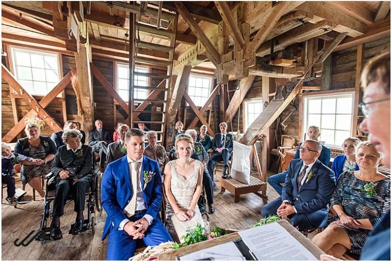 Bruiloft Vrouwbuurtstermolen