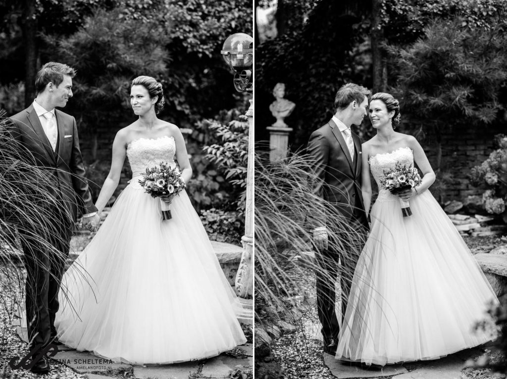 bruiloft buitenherberg ter linde