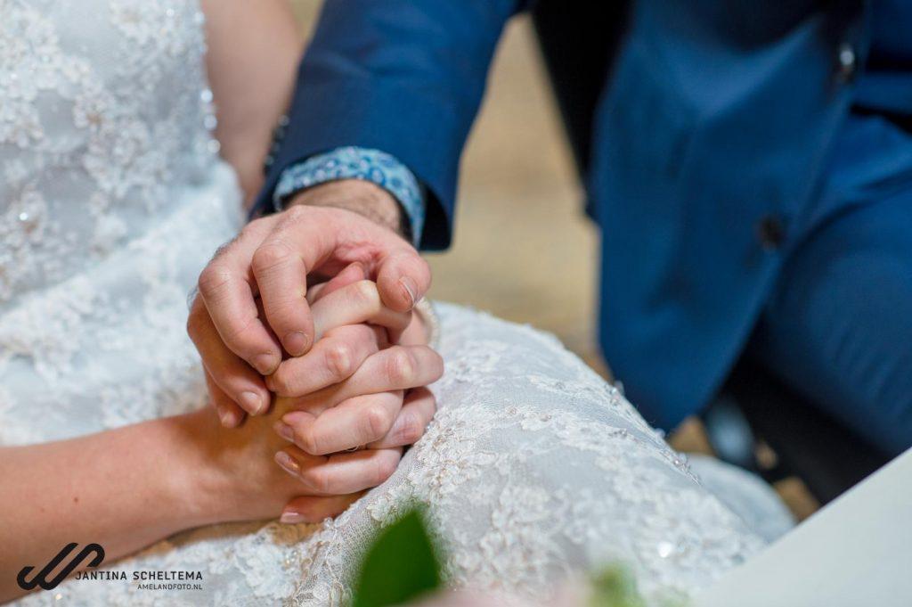 bruiloft sorgdrager museum Ameland
