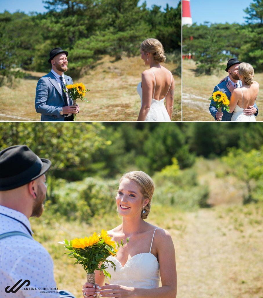 hip trouwen op Ameland